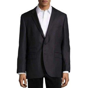 Hugo Boss Classic-Fit The Sweet 3 Blazer Dark Blue